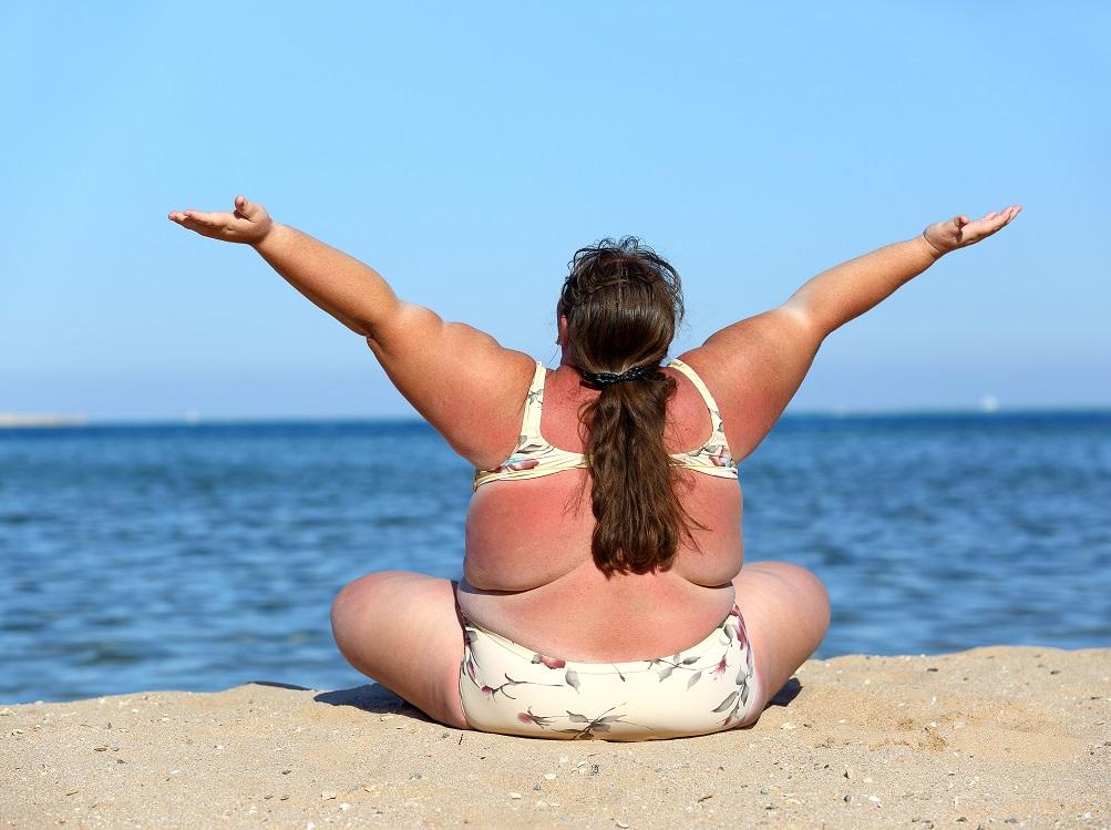 bikini diet woman