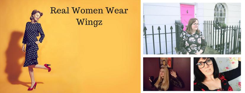 real women wear wingz