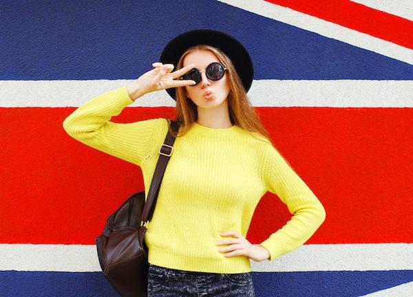 British fashion follower of fashion