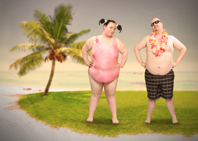 beach body myth